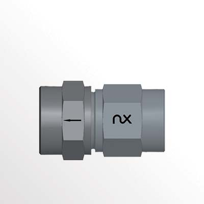 Check Valve with Tube Connection - RSVI-R