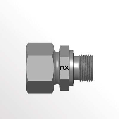 Male Stud Connector - GEV-M-WD