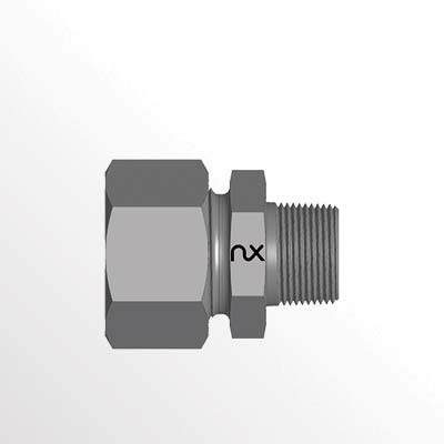 Male Stud Connector - GEV-M-keg.