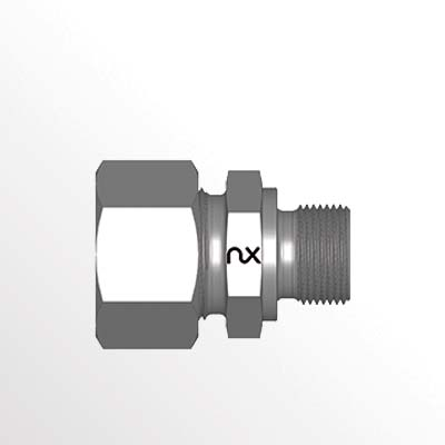 Male Stud Connector - GEV-M