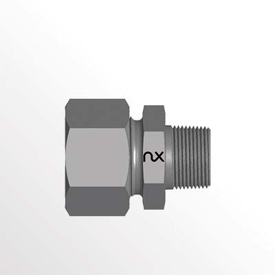Male Stud Connector - GEV-R-keg.