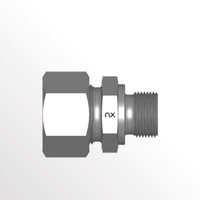 Male Stud Connector - GEV-R