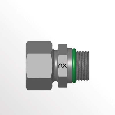 Male Stud Connector - GEV-UNF/UN