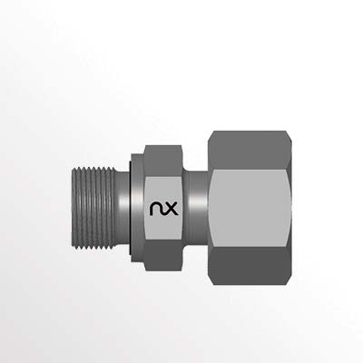 Straight Standpipe Connector - EGV-M-WD